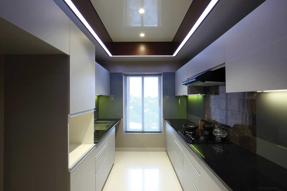 Romell Aether Interior - Kitchen