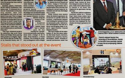 Romell Group featured in DNA property for MCHI 2014
