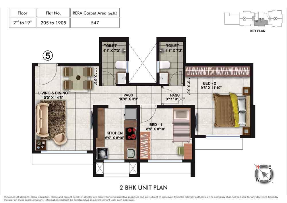 RomellVasanthi-FloorPlan