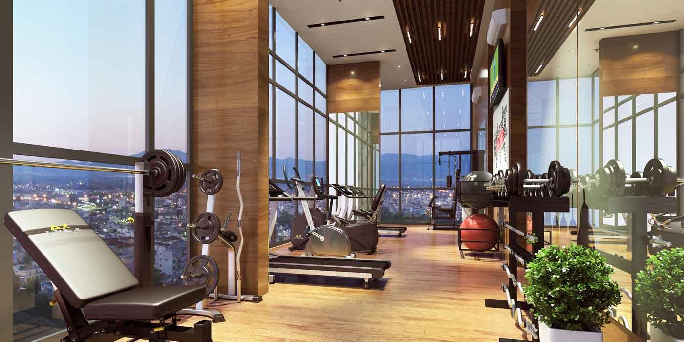 RomellVasanthi-Gym